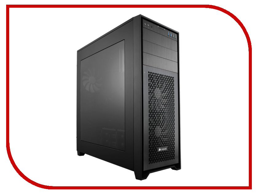 Корпус Corsair Obsidian 750D CC-9011078-WW корпус corsair obsidian series 350d window cc 9011029 ww