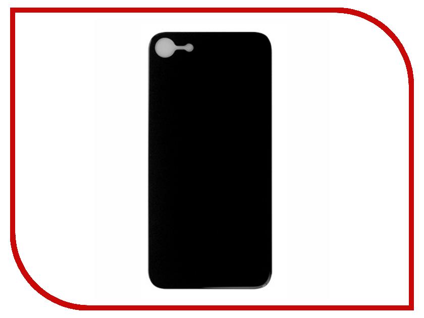 Аксессуар Защитное стекло заднее Partner 9H 3D для iPhone 8 Black ПР038505