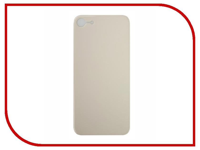 Аксессуар Защитное стекло заднее Partner 9H 3D для iPhone 8 Gold ПР038507 аксессуар защитное стекло activ 3d gold для apple iphone 7 69556