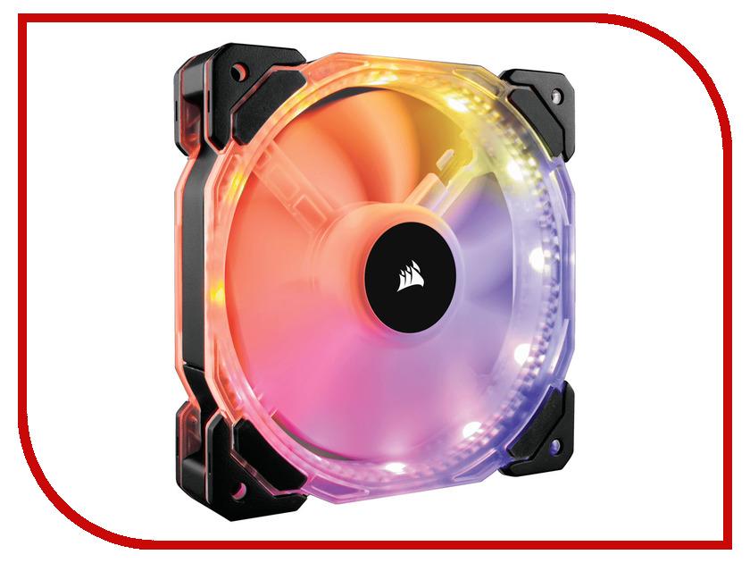 вентиляторы для корпуса CO-9050068-WW  Вентилятор Corsair HD140 RGB LED High Performance 140mm PWM Fan CO-9050068-WW