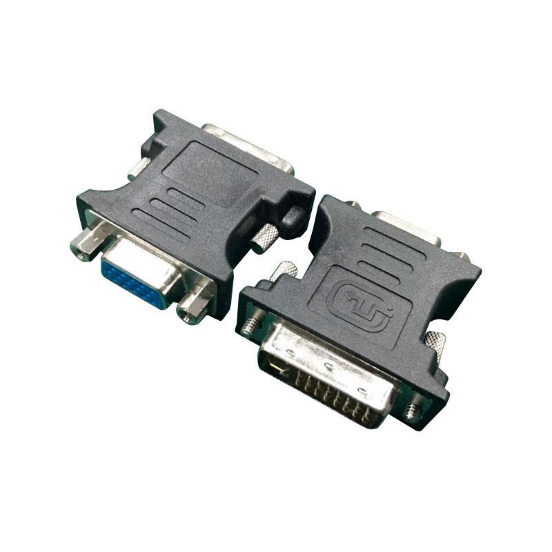 Аксессуар Gembird Cablexpert DVI-VGA 29M/15F A-DVI-VGA-BK Black