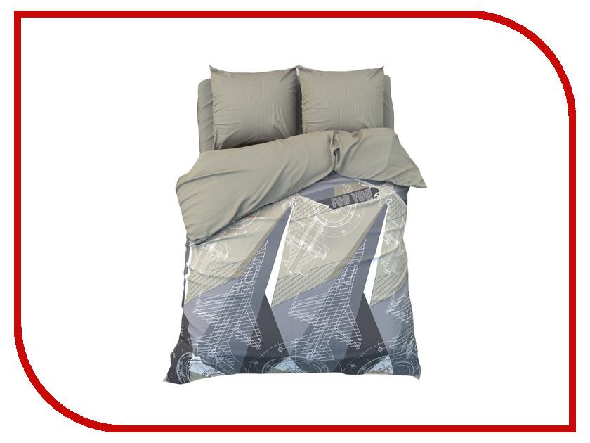 Постельное белье Этель Механика Комплект 2 спальный Бязь 2968347 постельное белье этель монстера комплект дуэт поплин 1534708