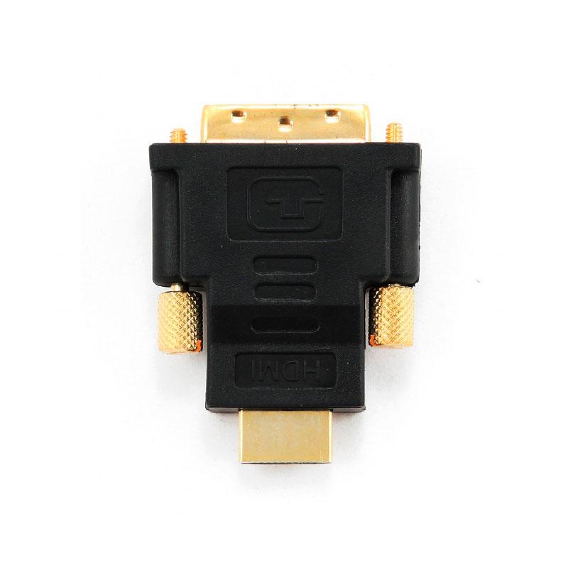 цена на Аксессуар Gembird Cablexpert HDMI-DVI 19M/19M A-HDMI-DVI-1