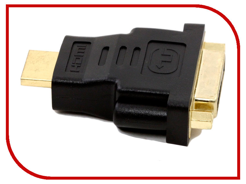 Аксессуар Gembird Cablexpert HDMI-DVI 19M/25F A-HDMI-DVI-3 dvi female to hdmi male adapter converter cable for pc laptop hdtv hdmi dvi adapter cable 10cm