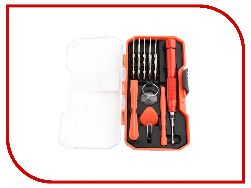 Набор инструмента Gembird Cablexpert TK-SD-04 набор инструментов gembird cablexpert tk home 01 24 предмета