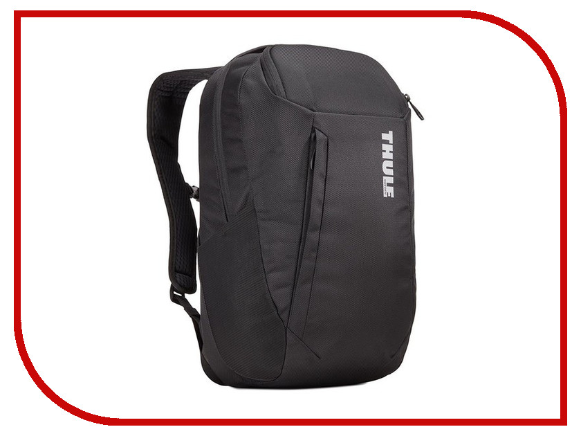 Фото - Аксессуар Рюкзак Thule Accent Backpack для MacBook 15 20L Black 3203622 рюкзак thule vea backpack 25l deep teal 3203514