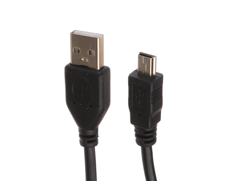 Аксессуар Gembird Cablexpert USB - miniUSB 0.3m CCP-USB2-AM5P-1