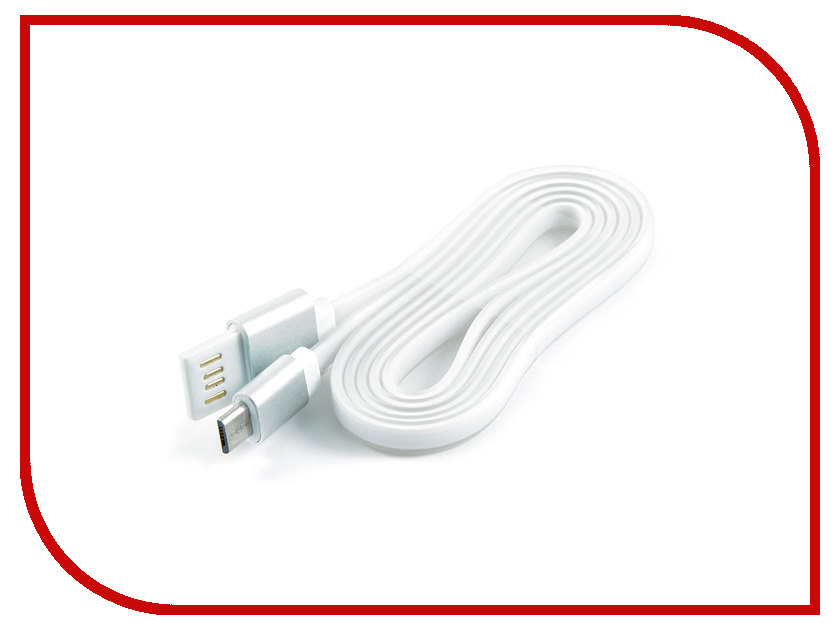 Аксессуар Gembird Cablexpert USB 2.0 AM/microBM 5P 1m Silver CC-mUSBs1m аксессуар gembird cablexpert usb 2 0 am microbm 5p 1m violet cc musbp1m