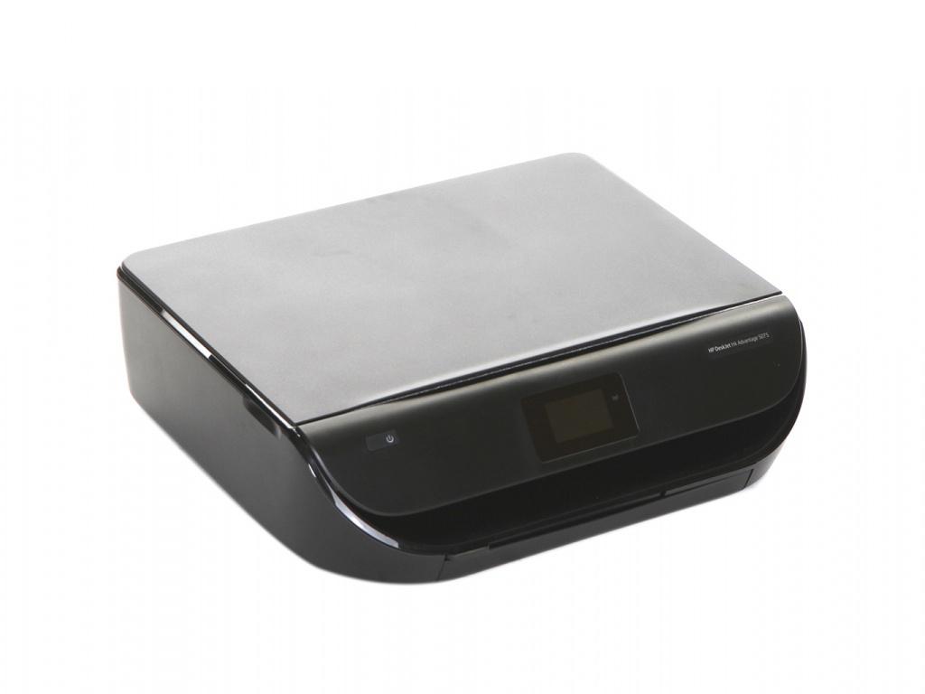 Фото - МФУ HP DeskJet Ink Advantage 5075 M2U86C Выгодный набор + серт. 200Р!!! мфу hp deskjet gt 5810 x3b 11 a