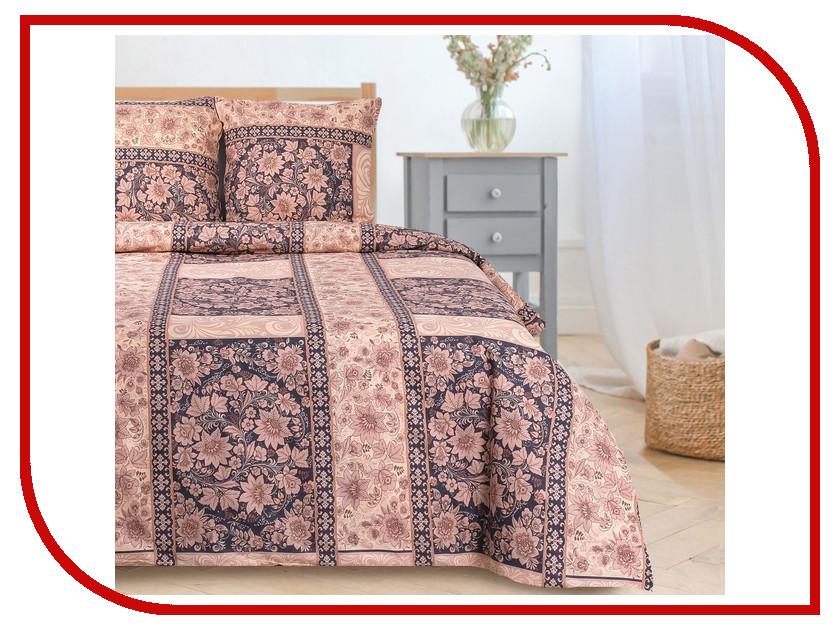 Постельное белье Этель Лоскутное шитьё Комплект 1.5 спальный Бязь 1278324