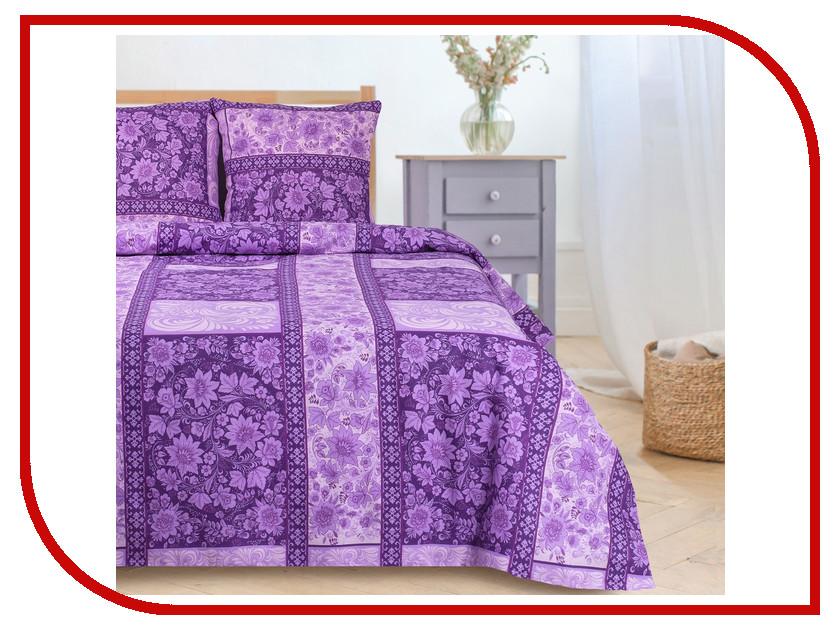 Постельное белье Этель Лоскутное шитьё вид 2 Комплект 1.5 спальный Бязь 1278323