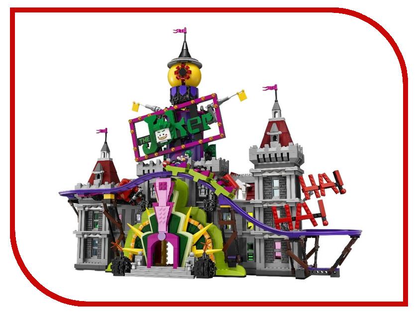 Конструктор Lepin Bat Hero Поместье Джокера 3857 дет. 07090