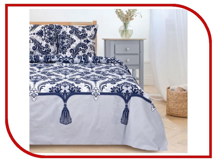 Постельное белье Этель Дамаск вид 3 Комплект 2 спальный Поплин 2877538
