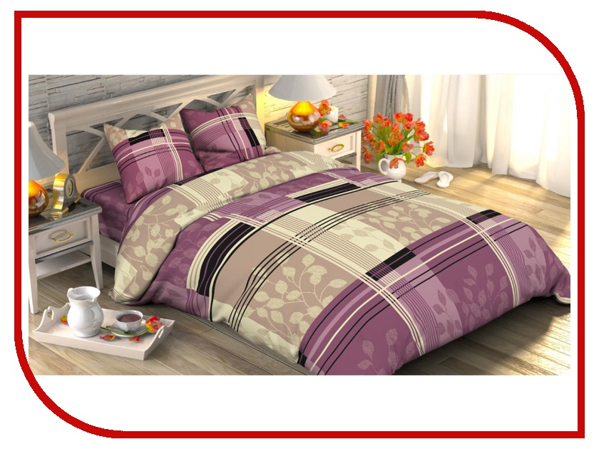 Постельное белье Этель Аланза Комплект 2 спальный Поплин 1534710