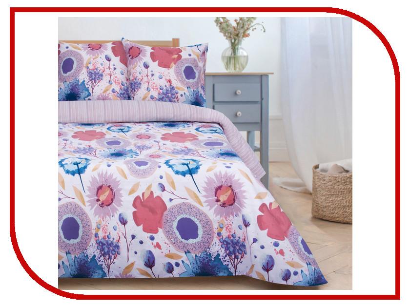 Постельное белье Этель Акварель вид 2 Комплект 2 спальный Поплин 2670970