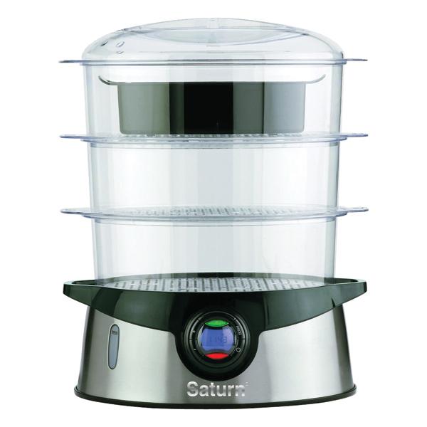 Пароварка Saturn ST-EC0105 весы кухонные saturn st ks7816