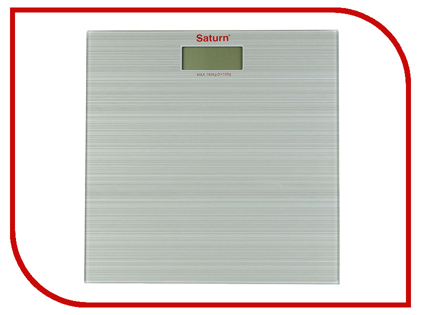 Весы напольные Saturn ST-PS0282 Grass Silver весы напольные saturn st ps0292