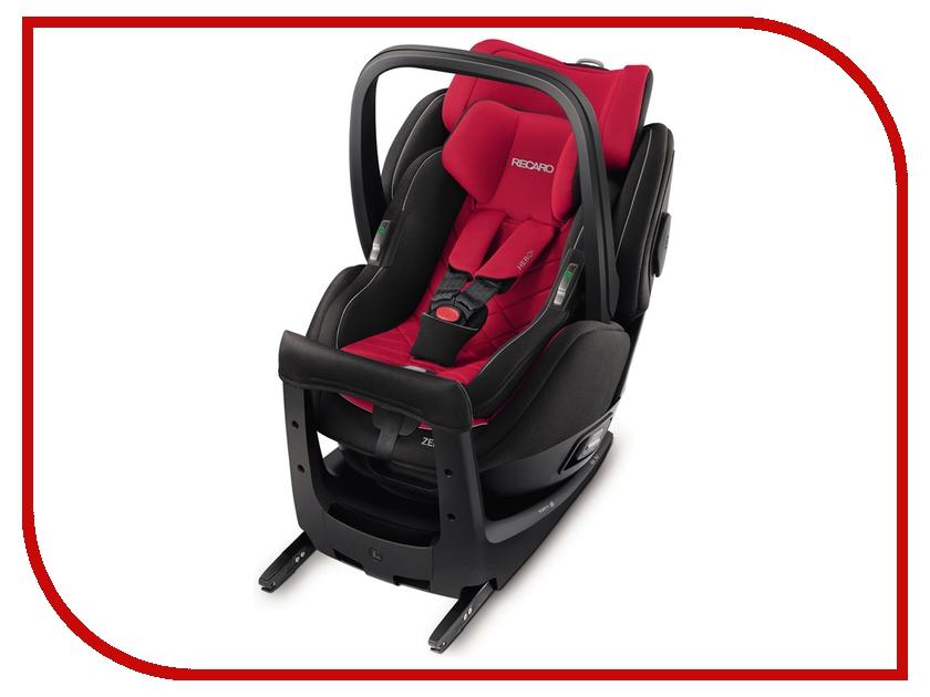где купить Автокресло Recaro Zero.1 Elite i-Size Isofix Racing Red 6301.21509.66 по лучшей цене