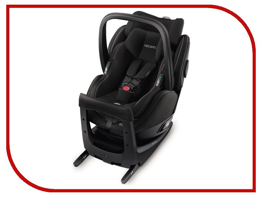 где купить Автокресло Recaro Zero.1 Elite i-Size Isofix Performance Black 6301.21534.66 по лучшей цене