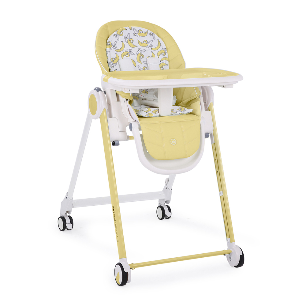 Стул Happy Baby Berny 91000 Yellow 4690624021763
