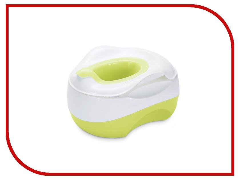 Горшок Happy Baby X-POT 34022 Green 4690624021398 горшок happy baby mini potty green