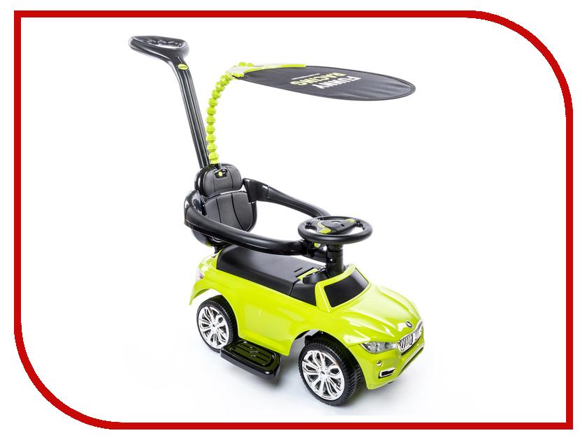 Каталка Happy Baby Jeepsy 50010 Green 4690624021602 шезлонг happy baby nesty