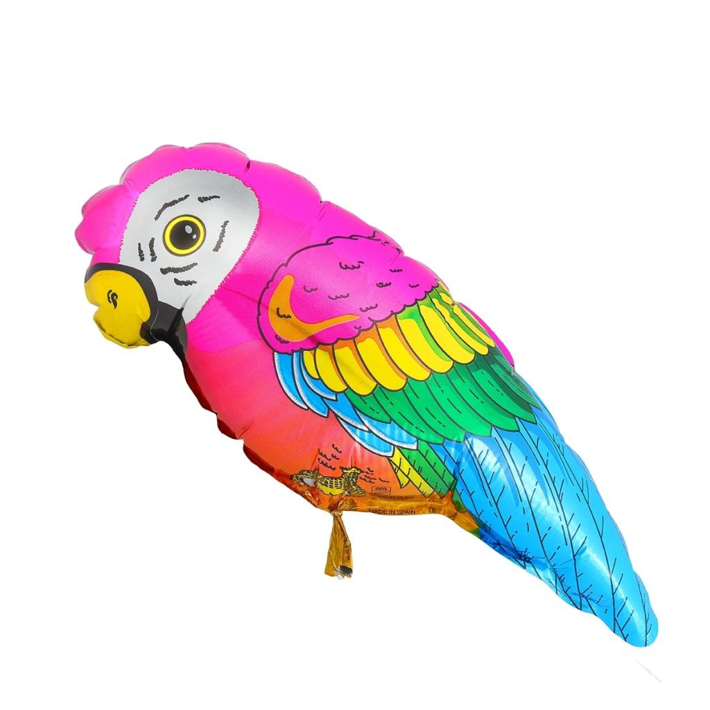 Шар фольгированный Flexmetal Попугай 1230043