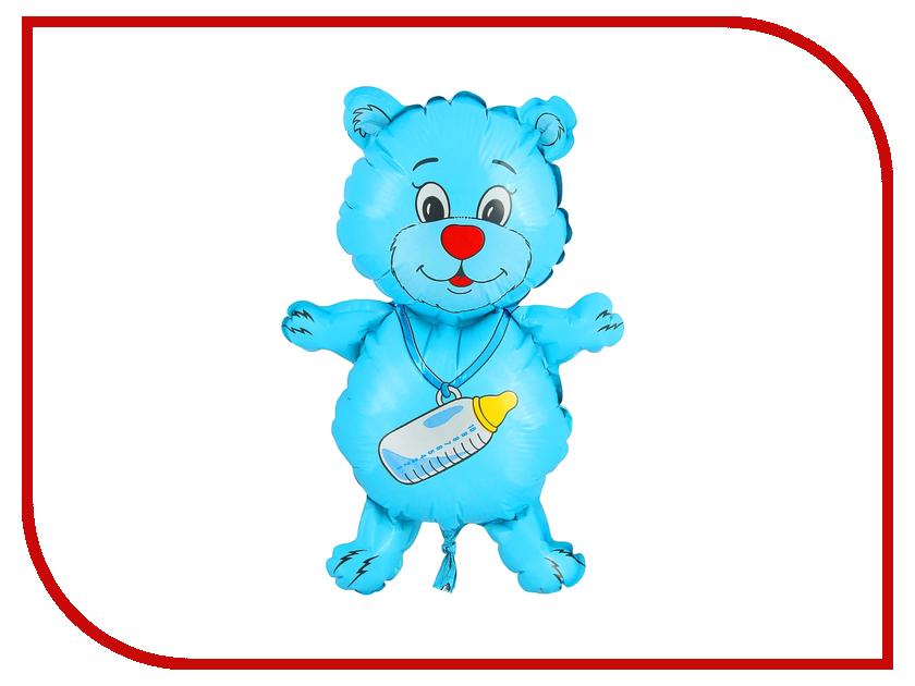Шар фольгированный Flexmetal Медвежонок-мальчик 1230030 кук г солдаты живут