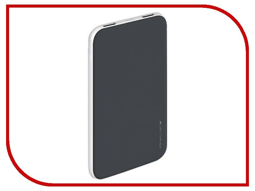 мобильные, внешние аккумуляторы 20000mAh  Аккумулятор Prime Line Pocket DUO 20000mAh Graphite 3357