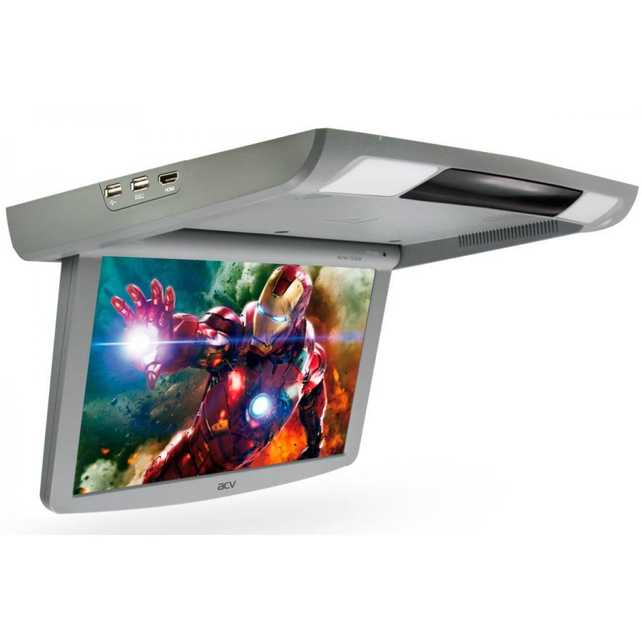 Фото - Монитор в авто ACV AVM-1516M Grey монитор в авто autoexpert dv 200