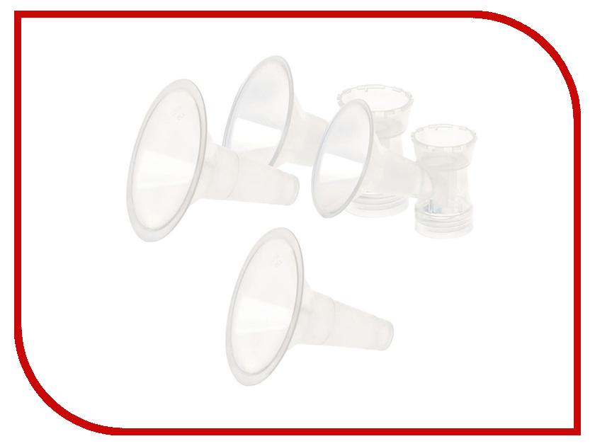 Аксессуар Набор воронок для груди Ardo Individual Set 63.00.47 аксессуар помпа для преобразования в ручной молокоотсос ardo kombi kit 63 00 32