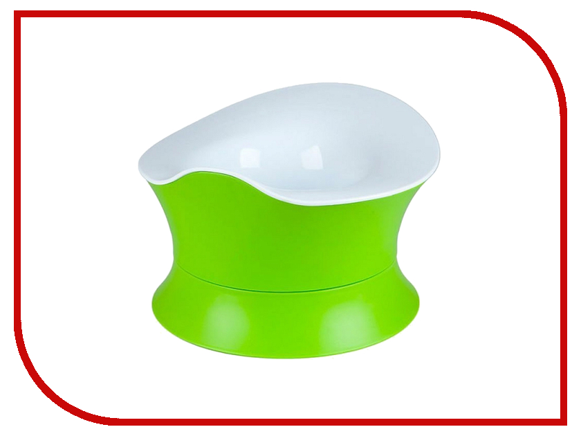 Горшок AngelCare Growing Up Potty Green 500213