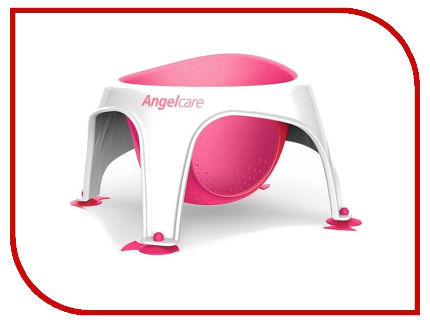 Сидение для купания AngelCare Bath Ring Pink BR-01-PK-EU горка для ванной angelcare st 01 голубой