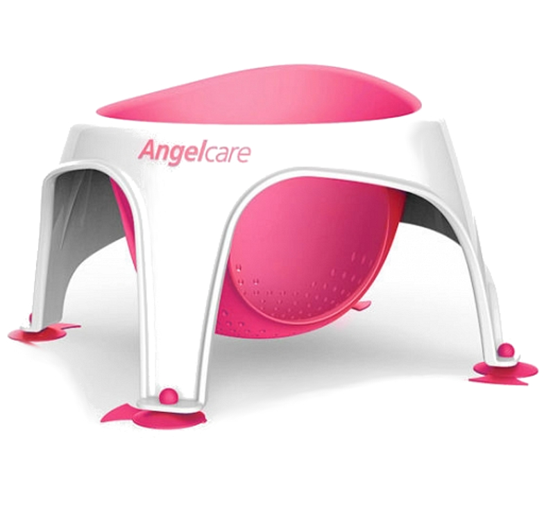 Стул для купания AngelCare Bath ring BR-01 Pink