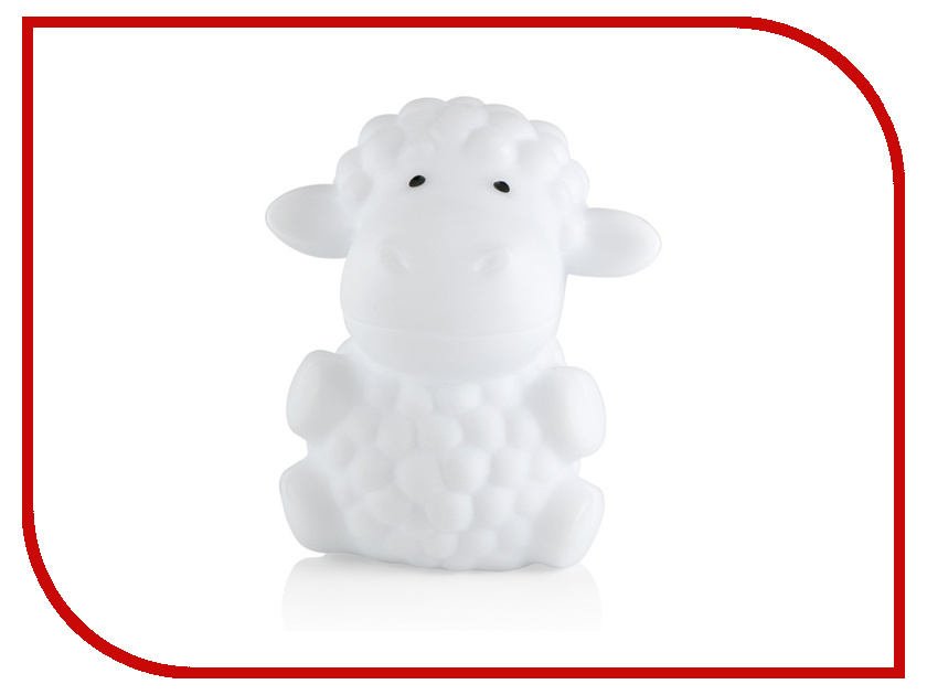 Светильник Miniland Night Sheep 89082 сортеры miniland шнуровка животные