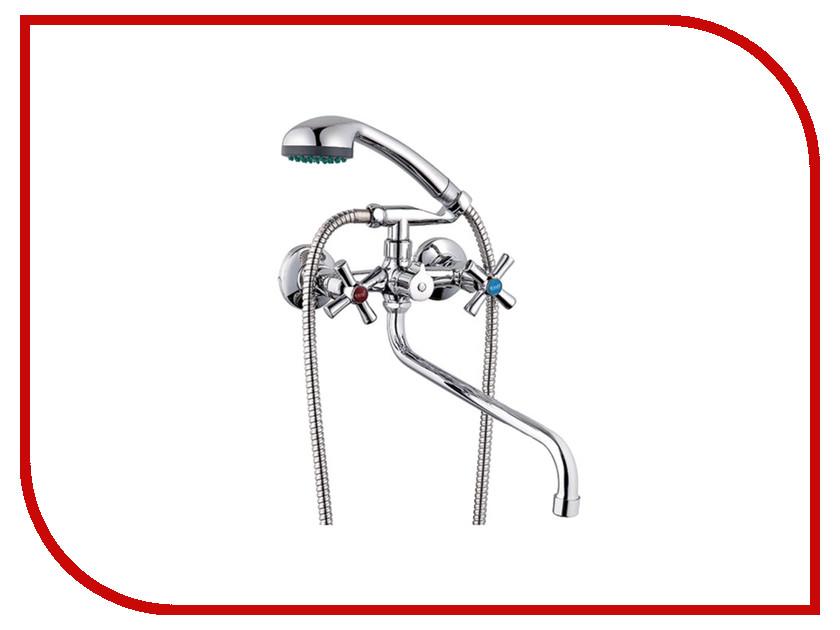 Смеситель G-Lauf QMT7-A722 смеситель для ванны 300q 735 двухвентильный хром g lauf джилауф