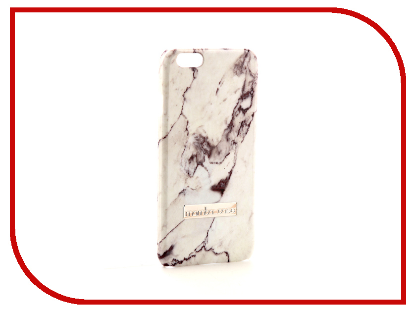 Аксессуар Чехол Mamba Case White для APPLE iPhone 6 / 6S чехол для apple iphone 6 iphone 6s leather case red