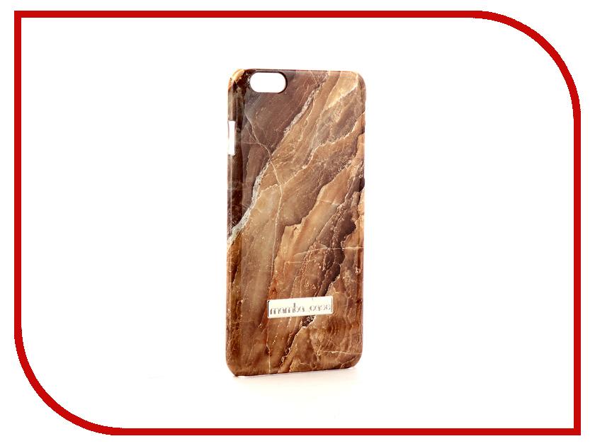 Аксессуар Чехол Mamba Case Silver-Pear для APPLE iPhone 6 Plus