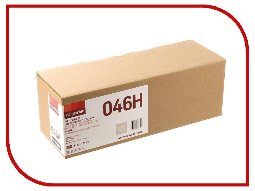 Картридж EasyPrint LC-046H Black для Canon i-SENSYS LBP653Cdw/654Cx/MF732Cdw/734Cdw/735Cx картридж lc 1220m