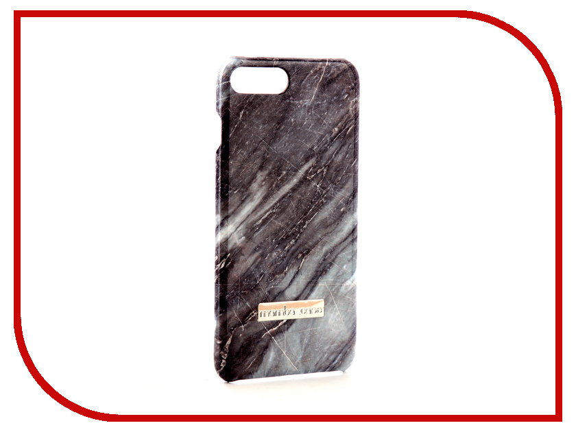 для APPLE iPhone APPLE iPhone 7 Plus / 8 Plus  Аксессуар Чехол Mamba Case Smoke-Silver для APPLE iPhone 7 Plus / 8 Plus