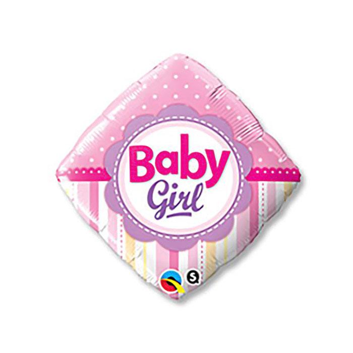 Шар фольгированный Qualatex С рождением малышки 2872379