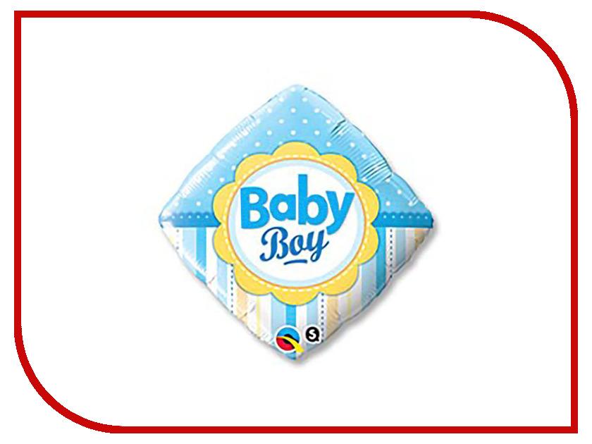 Шар фольгированный Qualatex С рождением малыша 2872378