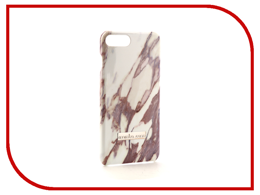 Аксессуар Чехол Mamba Case Lavender для APPLE iPhone 7 Plus / 8 Plus аксессуар чехол apple iphone 7 8 plus leather case taupe mqhj2zm a
