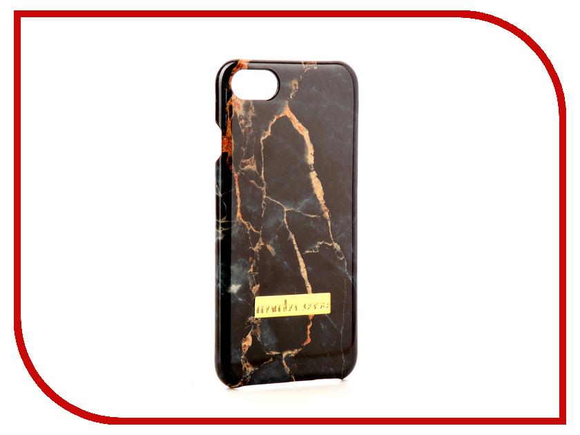 Аксессуар Чехол Mamba Case Emerald для APPLE iPhone 7 / 8 чехол для планшета apple leather case iphone 8 7 taupe платиново серый mqh62zm a