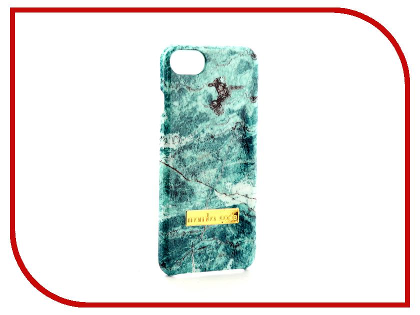 Аксессуар Чехол Mamba Case Turquoise для APPLE iPhone 7 / 8 аксессуар чехол innovation jeans для apple iphone 7 8 white 10774