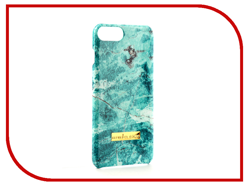 Аксессуар Чехол Mamba Case Turquoise для APPLE iPhone 7 Plus / 8 Plus чехол apple leather case для apple iphone 7 sea blue