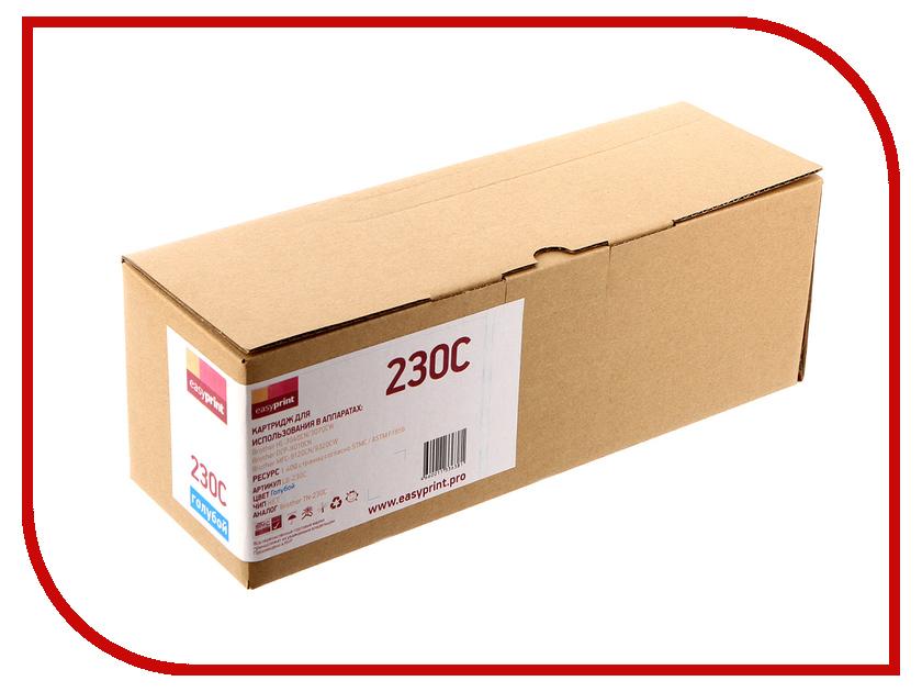 Картридж EasyPrint LB-230 Cyan для Brother HL-3040CN/DCP-9010CN/MFC-9120CN