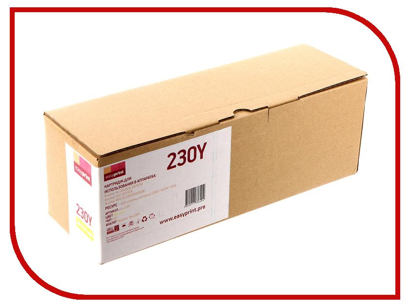 Картридж EasyPrint LB-230 Yellow для Brother HL-3040CN/DCP-9010CN/MFC-9120CN