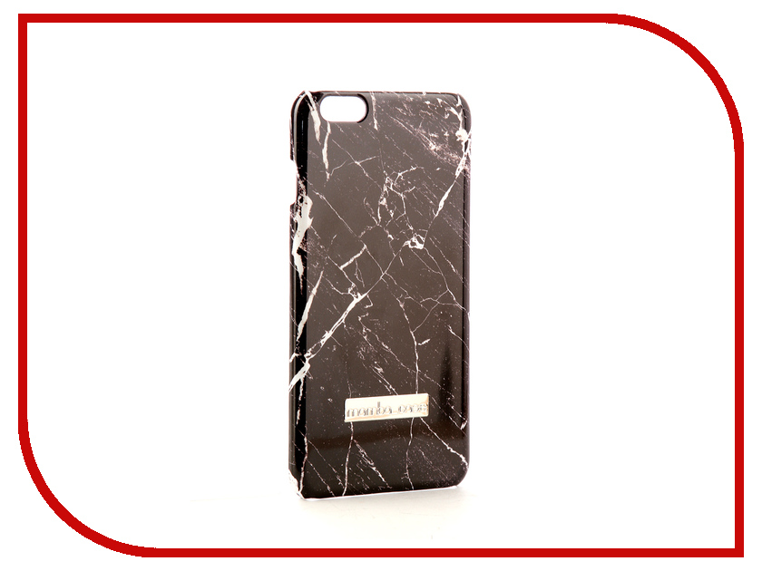 Аксессуар Чехол Mamba Case Black Marble для APPLE iPhone 6 Plus чехол apple leather case для iphone 6 6s plus