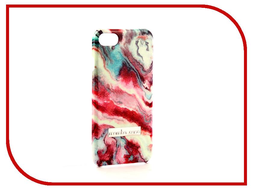 Аксессуар Чехол Mamba Case Fluorite для APPLE iPhone 7 / 8 чехол для планшета apple leather case iphone 8 7 taupe платиново серый mqh62zm a